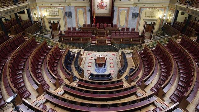 Política. Congreso de los Diputados. Debate de investidura de P