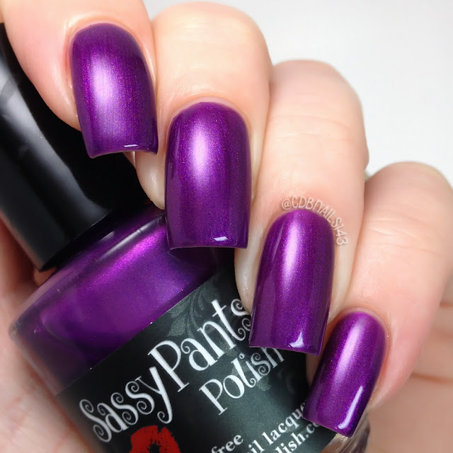 Sassy Pants Polish-Riannon