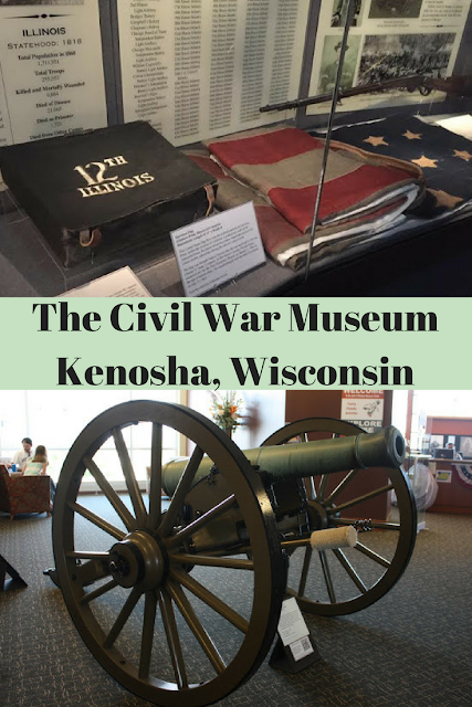 The Civil War Museum in Kenosha, Wisconsin