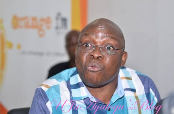 EFCC Is A Senseless Body; I Will Restructure It When I Become President, Fayose Boasts