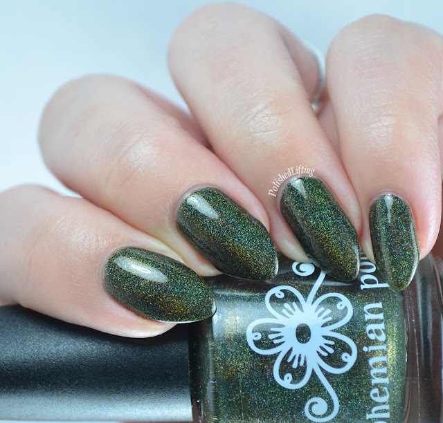 Bohemian Polish Off the Trail