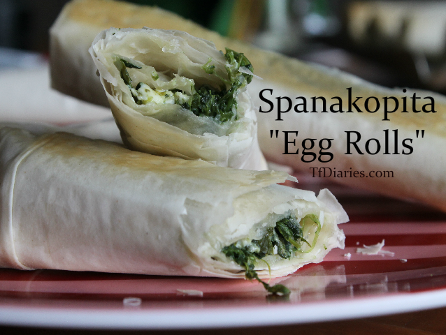spanakopita recipes
