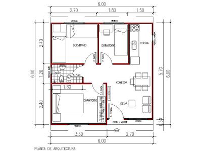 plano de casas industrializadas
