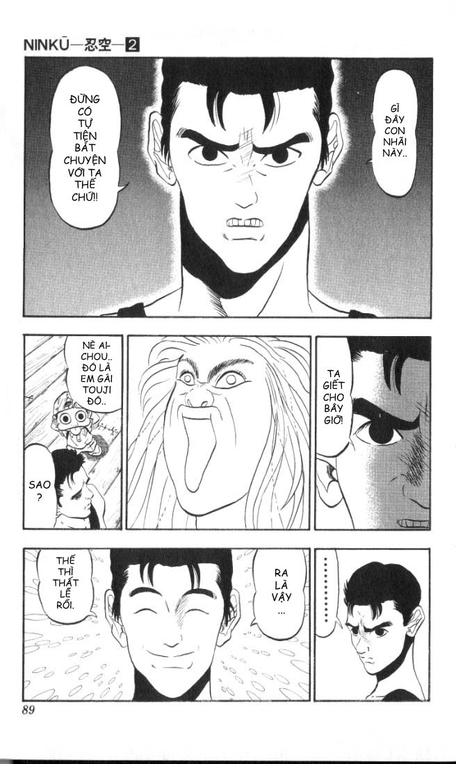 NINKU vol 13 trang 3