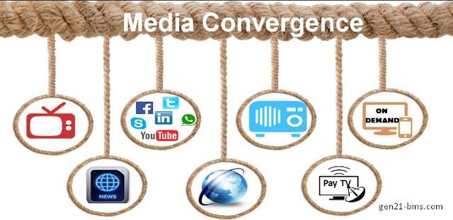 Pengertian Konvergensi Media dan Contohnya
