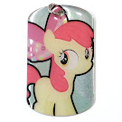 My Little Pony Apple Bloom Dog Tags