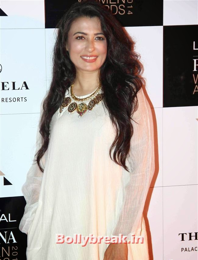 Mini Mathur, L`Oreal Paris Femina Women Awards 2014