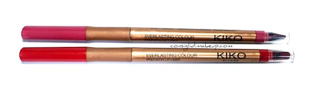 recensioni Evelasting Colour Precision Lip Liner Kiko Milano
