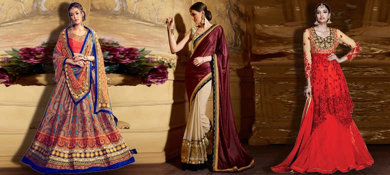 3559605cf6c Sarees are very comfortable to wear and if you know the right way to drape  them