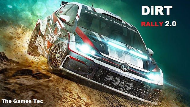DiRT Rally 2.0 PC Game Download