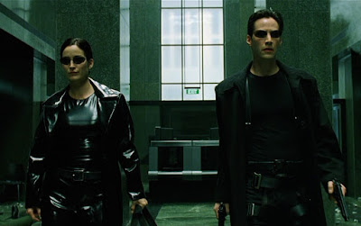 THE MATRIX Rebooted...Possibly with Michael B. Jordan