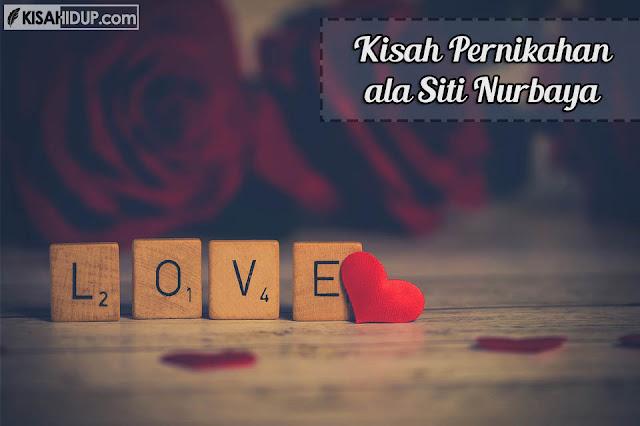 Kisah Pernikahan Ala Siti Nurbaya
