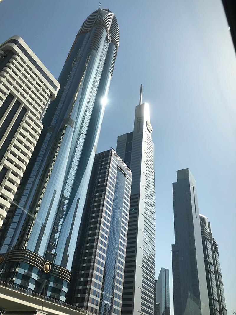 R nadia sabrina for Dubai dearest hotel