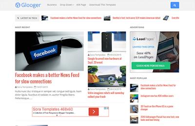 blogger templates, free blogger templates