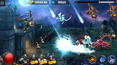 Hell Zombie mod apk game