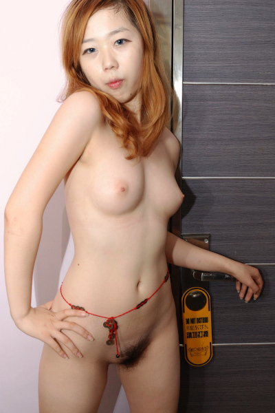 Chinese Naked Model Ling-Ling 國模靈靈