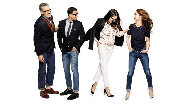 e506a09f687e How Jenna Lyons Transformed J.Crew Into A Cult Brand See how Jenna Lyons  has taken J.Crew from ugly duckling to fashion arbiter. By Danielle Sacks