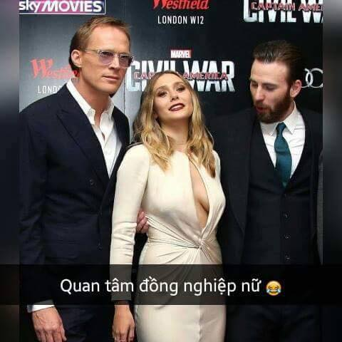 Captain America Chris Evans 62
