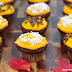 Chocolate Cupcakes with Creamy Yam Frosting (grain-free, gluten-free, dairy-free)