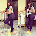 Fans accuse bootylicious Oge Okoye of wearing a butt pad... she reacts