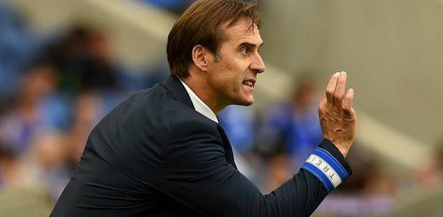 مونديال 2018 : إقالة لوبيتيغي من تدريب المنتخب الاسباني لتدريب ريال مدريد
