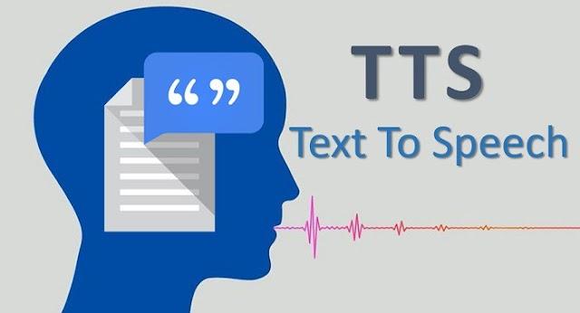 Text to Speech (TTS) - Applicazione in grado di convertire un testo in sintesi vocali