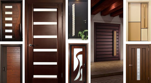 20 Modern Designs For Interior Wooden Doors : woodan doors - Pezcame.Com