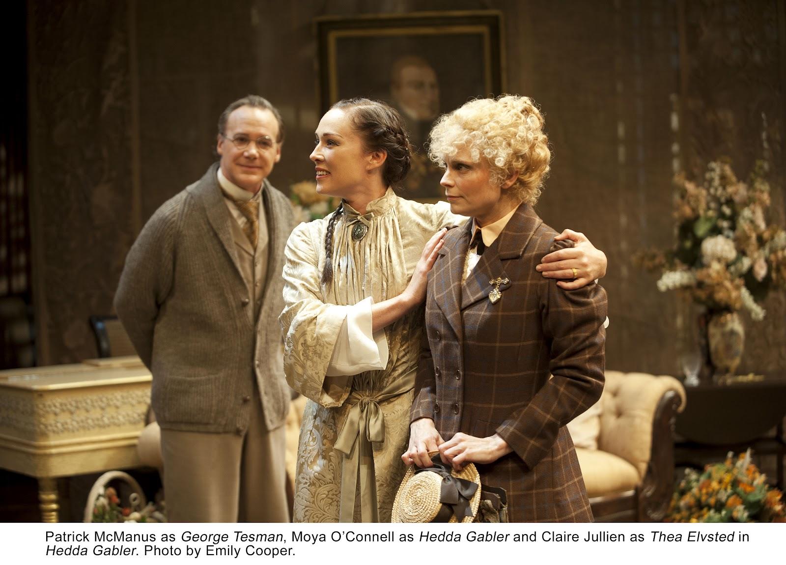 Critics At Large Overthinking Hedda Hedda Gabler At The Shaw