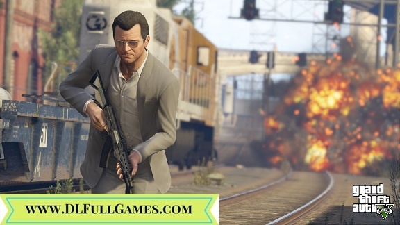 GTA V Free Download Pc Game- Repack (27.68 GB)