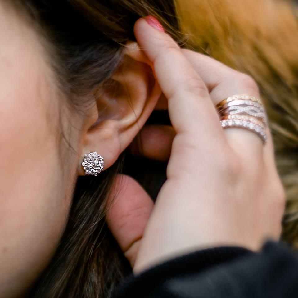 Choosing The Perfect Diamond Earrings