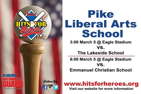 PIKE PATRIOTS: Baseball