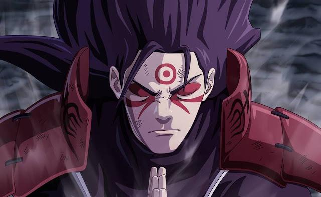 Naruto Shippuden Hashirama