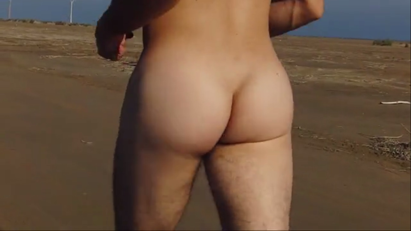 young hairy guys arse