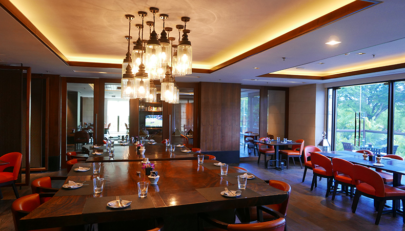 Euriental | fashion & luxury travel | executive lounge at Sofitel Nusa Dua, Bali
