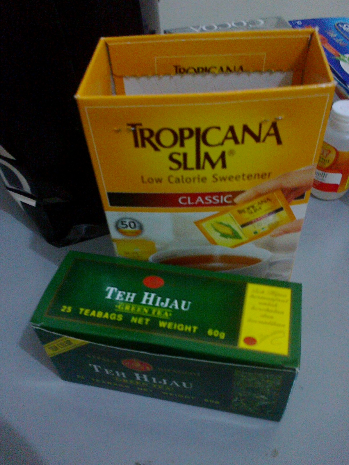 Teh Hijau Super Murni Green Tea Kiloan
