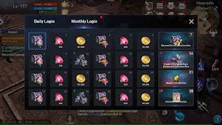 Reward Bulan kedua Bisa Dapetin Item Rare Grade R di Lineage 2 Revolution Indonesia