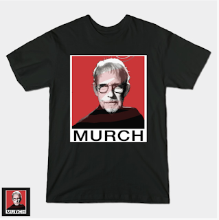 Walter Murch T-shirt by Tees by Duane