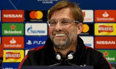 Técnico Jürgen Klopp. Foto: Site oficial da Liverpool