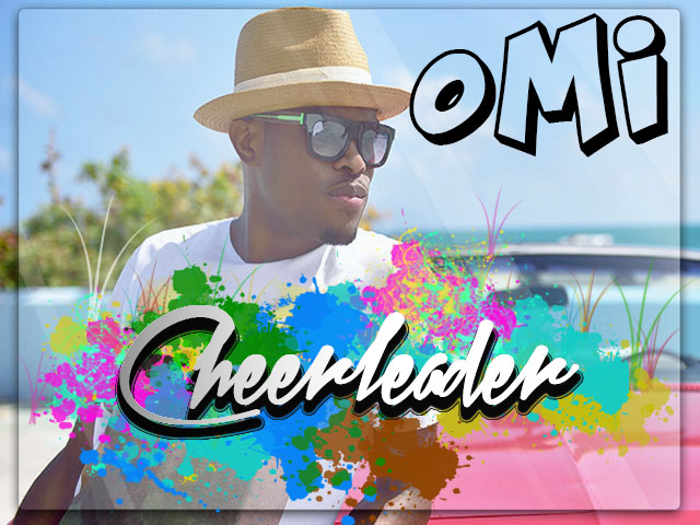 Cheerleader OMI album cover fanmade