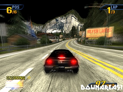 Burnout 3 Takedown PS2 ISO - Download Game PS1 PSP Roms Isos