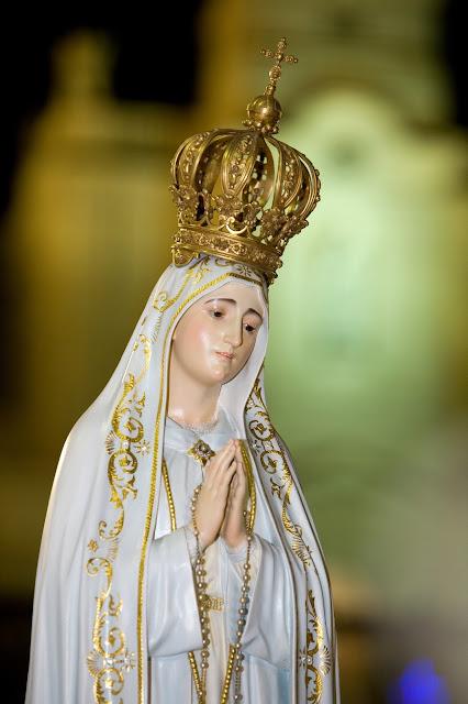 Imagem de Nossa Senhora de Fátima wallpaper