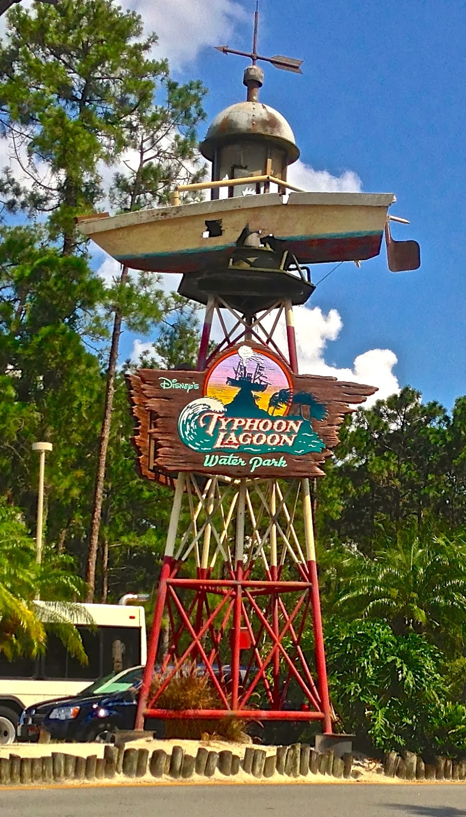 Typhoon Lagoon, Walt Disney World | Morgan's Milieu: Typhoon Lagoon Entrance
