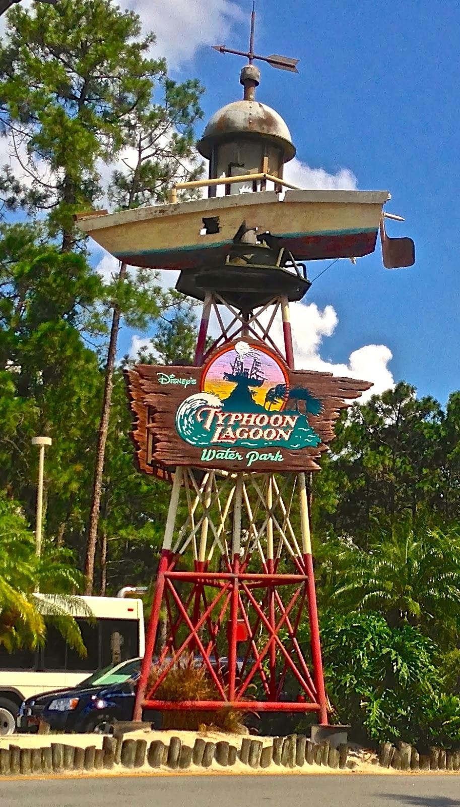 Typhoon Lagoon, Walt Disney World   Morgan's Milieu: Typhoon Lagoon Entrance