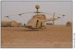 Kiowa της 101ης μετά την αμμοθύελλα