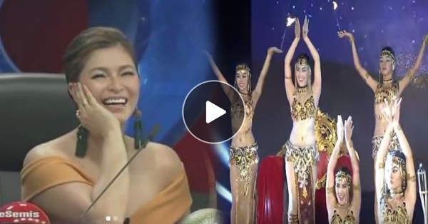 Angel Fire's Daring Performance On The Final Semi-Finals Week Of PGT6