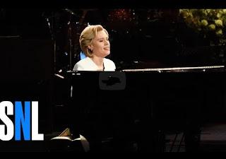 Kate McKinnon, Leonard Cohen, Hallelujah