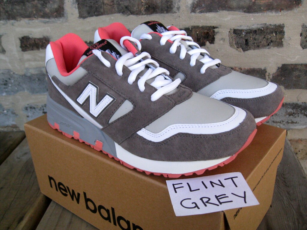 cheaper d2b4b c7f42 The second NB, a white version of the 575, released in 2009, with 1077  pairs being rumored as the total distribution.