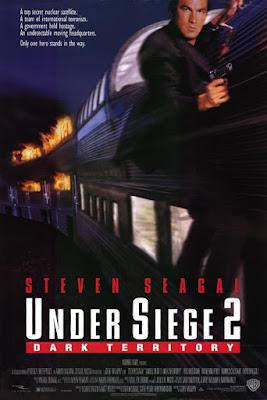 Under Siege 2: Dark Territory Poster