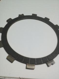 Gambar clutch plate motor