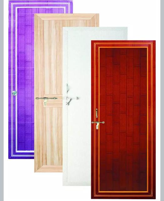 tips memilih warna pintu kamar